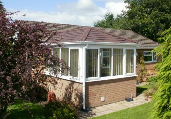 Edwardian Roof Style
